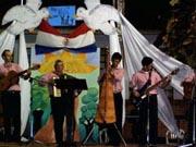 Music festival success in Paraguay