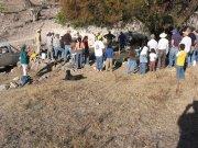 Living Water International helps mend village rift.