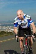 Christian musician bikes coast-to-coast for awareness campaign