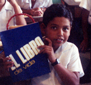 Book of Hope celebrates 20 years in El Salvador