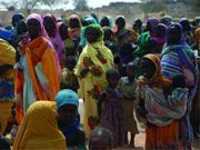 Little refuge from Darfur's insecurity; ministry offers hope