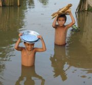 World Vision India responds to monsoon crisis