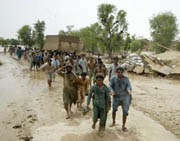 1.5 million affected by cyclone in Pakistan