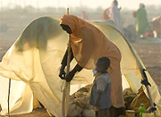 Darfur crisis getting worse, Christians stand firm