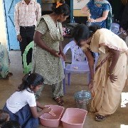 Hygiene critical for survival in rural India