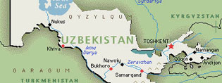 Ministry closes doors in Central Asia