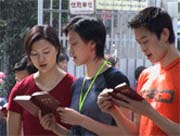 China Partner research numbers believers in China