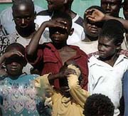 HIV/AIDS compels organization to help children in Zambia