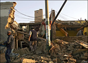 Killer earthquake rocks Peru, Christians respond