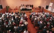 Evangelistic church-planting campaign launches in Russia.