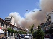 Death toll rising in Greece's wildfires