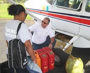 'Air Bridge' ministry winds down in Nicaragua