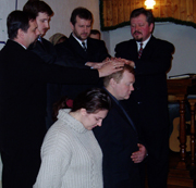 A political shake-up in Russia concerns Christians