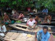 Believers respond to flood zones in Bangladesh