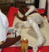 Spiritual warfare opens the way to outreach in Haiti