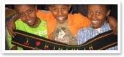 Ethiopian church marks new beginnings