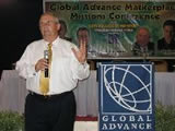 Evangelistic spirit prompts urgency for global ministry