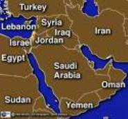 Middle East peace process met with prayer