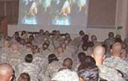 Film shares God's message with the military