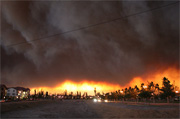 California wild-fires are affecting ministry