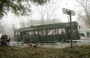 Bus bombing concerns Christians in Russia
