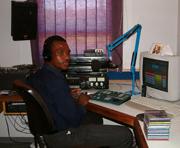 Missionary radio addressing AIDS pandemic