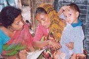 Thousands homeless after cyclone slams Bangladesh