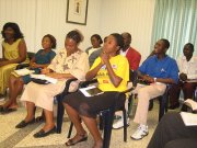 Students graduate into ministry in Ghana