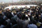 Benazir Bhutto assassinated, unrest ahead