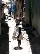 Ministries partner together for outreach to Kenya's slums