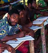Literacy classes help a tribe read God's Word for themselves