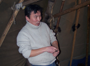 Tribal man reaches unreached in Russia