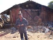 Bibles destroyed in India's anti-Christian violence