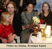 Buckner foster parent takes national award in Latvia