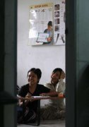 Myanmar refugees lose hope for change; ministry steps forward to help