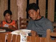 WordWinds celebrates the end of a Bible translation project
