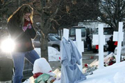 Christians focus on university following a shooting in U.S.