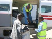 Flights double for MAF during Kenya crisis