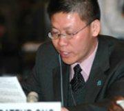 Southern Baptists honor China Advocate.