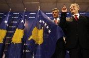 Albania recognizes Kosovo