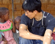 Study abroad makes personal and global poverty real
