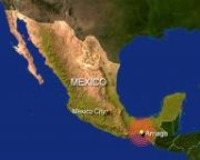 Strong earthquake in Mexico rattles but doesn't destroy