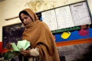 Pakistan votes amidst fear and tension