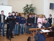 Youth conference encourages church in Russia