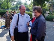 Russian saber-rattling concerns Christians