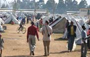 Christian relief workers optimistic about Kenya's power sharing