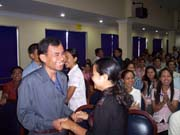 Missionary radio hosts family conference in Cambodia