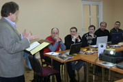 Christians address HIV/AIDS in Ukraine