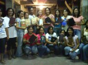 Bible shipment greeted with smiles in the Philippines