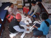 Nepali believers pray for change as they head to the polls